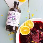 Mama K's Homemade Elderberry syrup