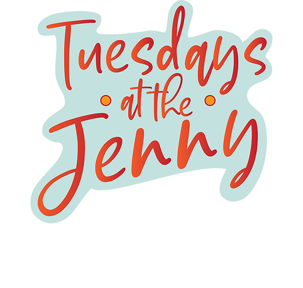 Spinning Jenny - Tuesdays At The Jenny Logo